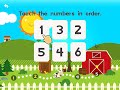 Animal Math Games for Kids in Pre K by Eggroll Games - Brief gameplay MarkSungNow