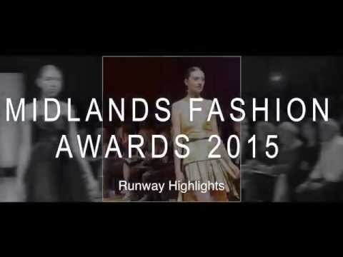 Midlands Fashion Awards 2015 - Runway Highlights
