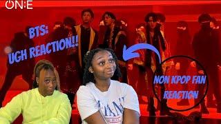 Download *Non Kpop Fan BTS - UGH [Live Video] Reaction