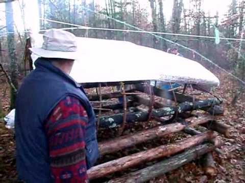 Mors Kochanski Wilderness Living Skills Total Immersion Part 1.flv