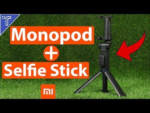 Xiaomi 2 in 1 Monopod + Selfie Stick - Best Mini Folding Tripod?