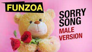 SORRY BABA SORRY (Male Version) सॉरी बाबा सॉरी गाना | Bojo Teddy Song | Funzoa Teddy Videos