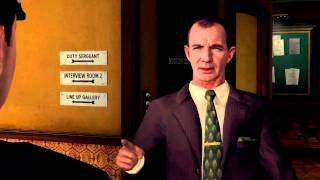 """L.A. Noire » Gameplay Series Video """"Rising through The Ranks"""""""