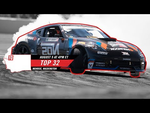 Network A Presents: Formula Drift Monroe - Main Event LIVE!