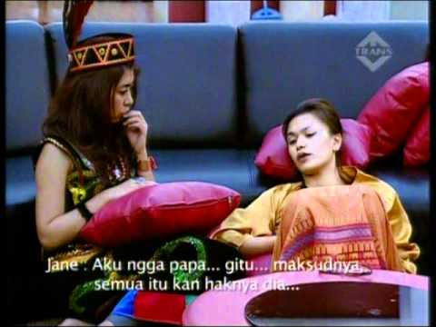 Big Brother Indonesia Daily Show Day 32  (24 Mei 2011) Part 4