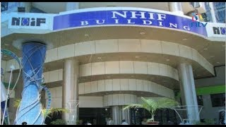 NHIF formally suspends new cover plan