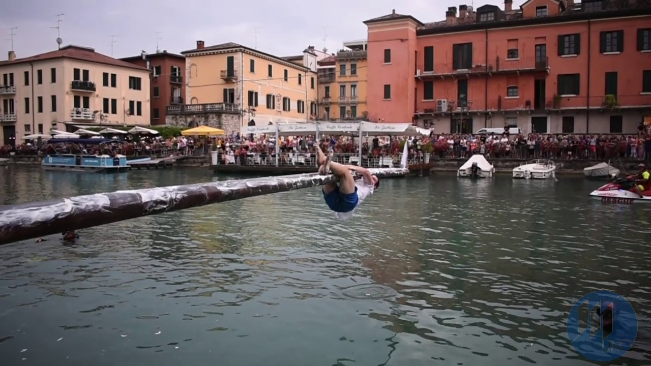 Vivaio Peschiera Del Garda antichi giochi sul canale 2019 - gallery - altomantovanonews.it