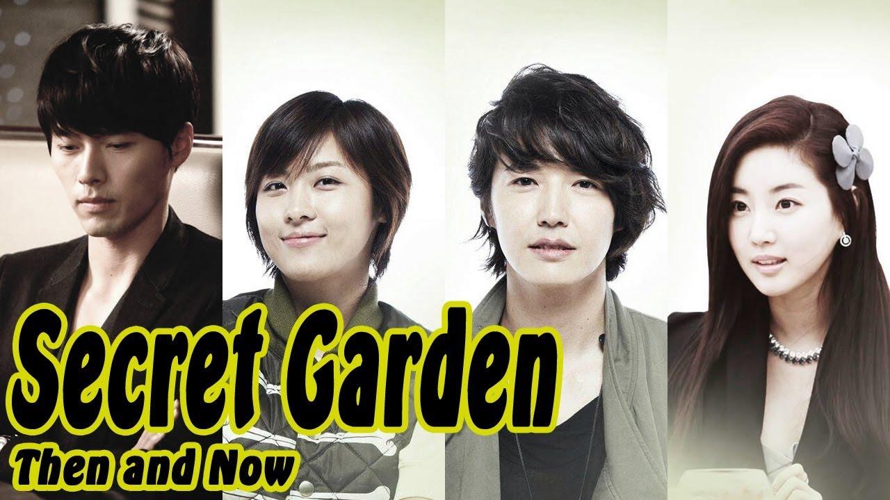 "Secret Garden ̋œí¬ë¦¿ Ê°€ë"" Then And Now 2018"
