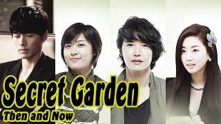 Video Secret Garden (시크릿 가든) - THEN AND NOW 2018 download MP3, 3GP, MP4, WEBM, AVI, FLV April 2018