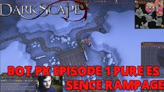 DarkScape - Bot PK Episode 1 Pure Essence Rampage