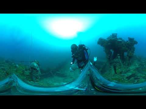 Underwater with the Insta360 OneX