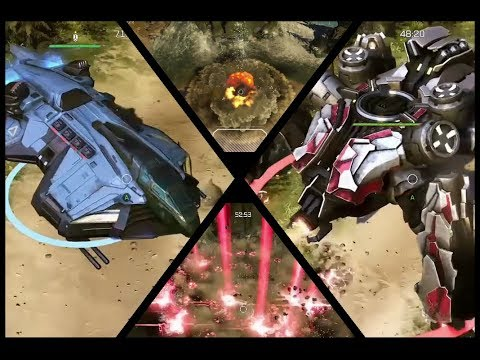 Halo Wars 2 - All Units , DLC and Leader Powers