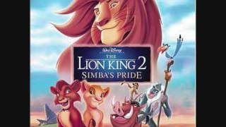 The Lion King 2 Soundtrack - End Credits - Love Will Find A Way