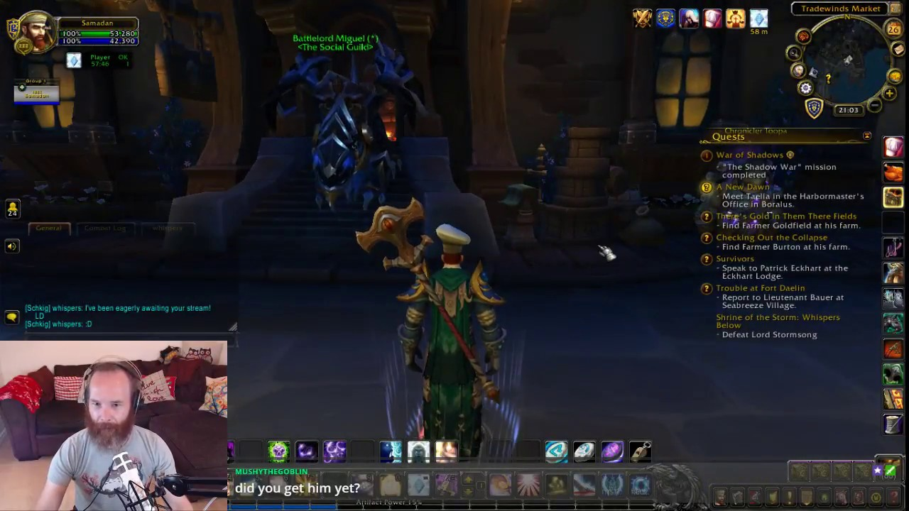 PVP Battlegrounds for Mark of Honor | WoW Gold | 5 Million Challenge