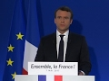 Macron wins French election, supporters rejoice