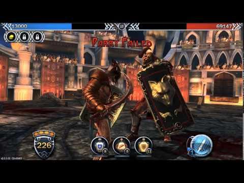 Blood and Glory Final Boss