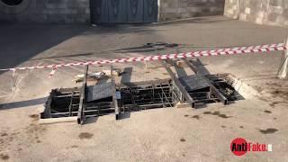 «Դռոնների» խլացուցիչներ՝ կառավարական առանձնատան մուտքի մոտ․ Antifake.am