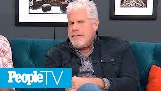 Ron Perlman Breaks Down The 4-Hour Makeup Rule | PeopleTV | Entertainment Weekly