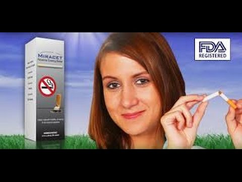 Miracet Nicotine Craving Relief Will Help You Quit The Smoking