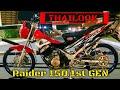 - Best of Suzuki Raider 150 Thai concept | compilation 2020