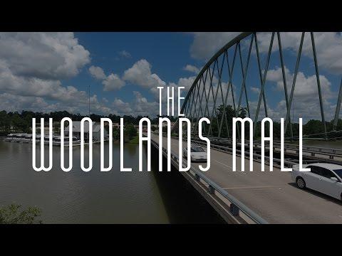 The Woodlands Mall 4K | DJI Phantom 4 | Bwash Media