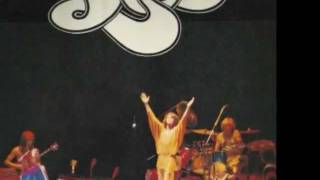 Yes - Madrigal / Silent Wings of Freedom Live Wembley 1978