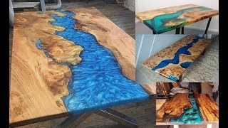 beautiful things of epoxy resin and wood. эпоксидная смола,  дерево и руки мастеров.