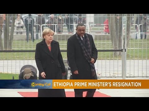 Ethiopia's prime minister Hailemariam Desalegn resigns [The Morning Call]
