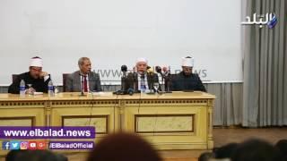 أحمد عمر هاشم: لن ينال أحد من كتاب الله مهما فعل المغرضون .. فيديو