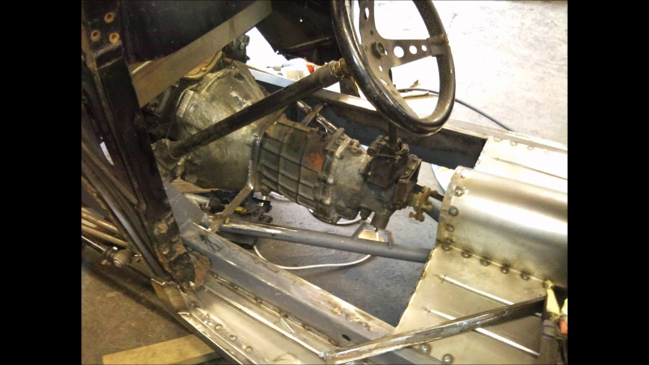 Ford pop Hot Rod build - YouTube