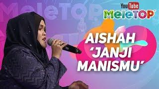 Persembahan LIVE dari Juara Gegar Vaganza 2017 - Aishah | Janji Manismu