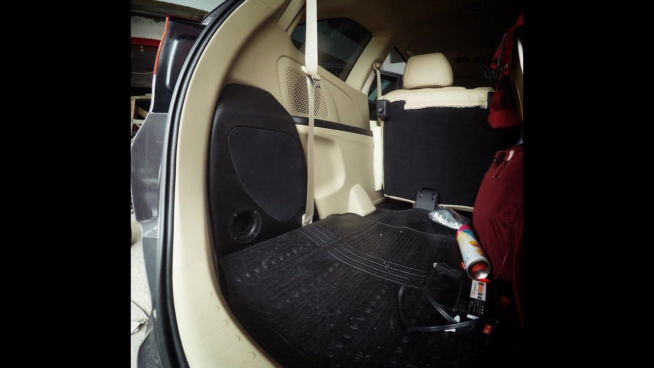 Modifikasi Audio Mobil Honda Mobilio By Cliport Audio YouTube