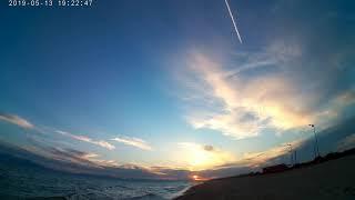 Sunset timelapse@Xalkidiki