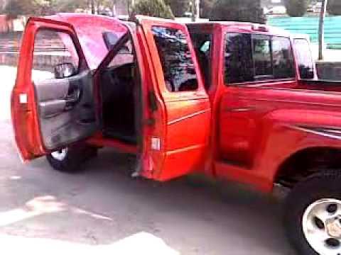 Ford Ranger 4x4 2000 >> Ford.ranger.edge.roja.mp4 - YouTube