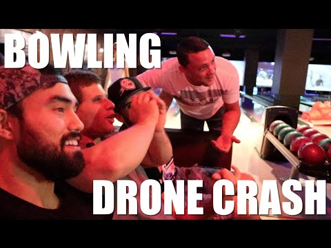 BOWLING | DRONE CRASH