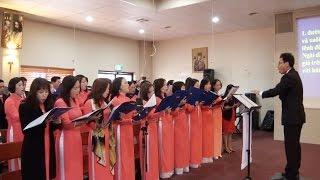Con Dâng Của Lễ - Ngọc Linh - Ca Đoàn Thánh Linh  Perth, TÂY ÚC 2013
