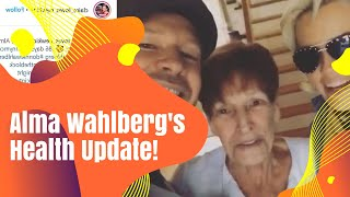 Is alma wahlberg sick? know what ...