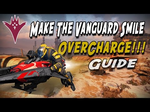 Destiny: Make The Vanguard Smile Quest Guide