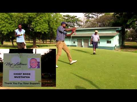 IKEJA GOLF CLUB CAPTAINS DAY 2018 MEN DAY 1 { FRIDAY }