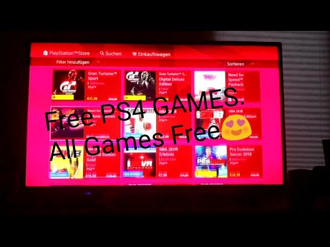 how to get free ps4 games glitch 2018