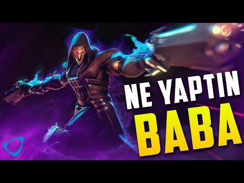 Reaper Ne Yaptın  - Overwatch