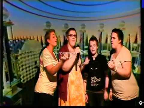 Back Street Boys - I Want It That Way Terrible Karaoke