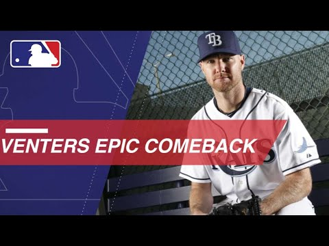 Venters inspired by family to attempt comeback