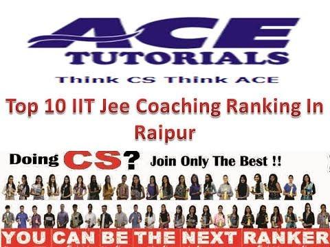 Top 10 IIT Jee Coaching Ranking In Raipur