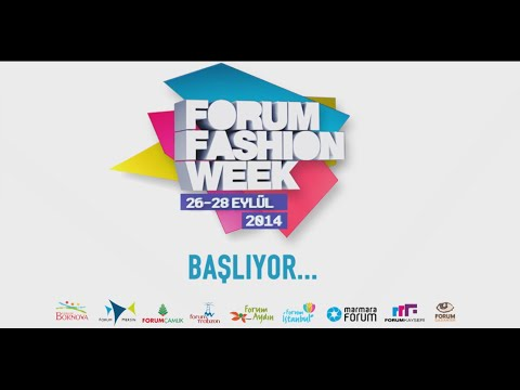 Forum Fashion Week 2014