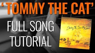 Les Claypool/Primus - 'Tommy the Cat' Full Song Tutorial