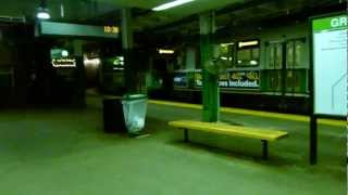 Exploring Government Center on the Green Line
