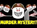 Roblox | MURDER MYSTERY | ATTACK OF ROBLOX GUEST!!
