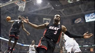 LeBron James: Top 10 Alley Oop Dunks from Wade Video