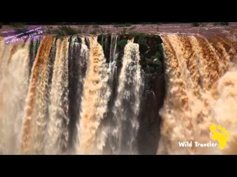Водопады Игуасу  (Iguazu Falls)
